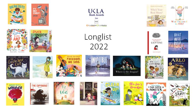 Photo: 2022 Book Award Longlist