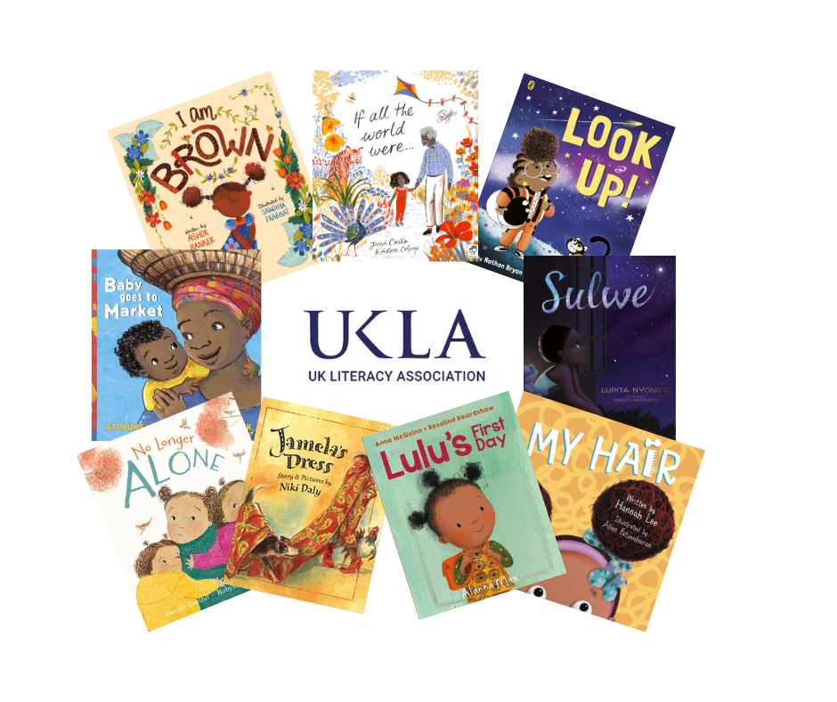 UKLA BLM Book Covers - 3-6+