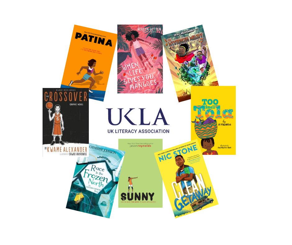 UKLA BLM Book Covers 7-10+