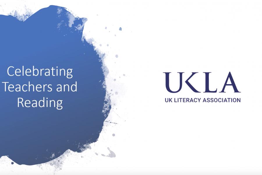 UKLA Digital & Shadowing Book Awards Celebration 2020