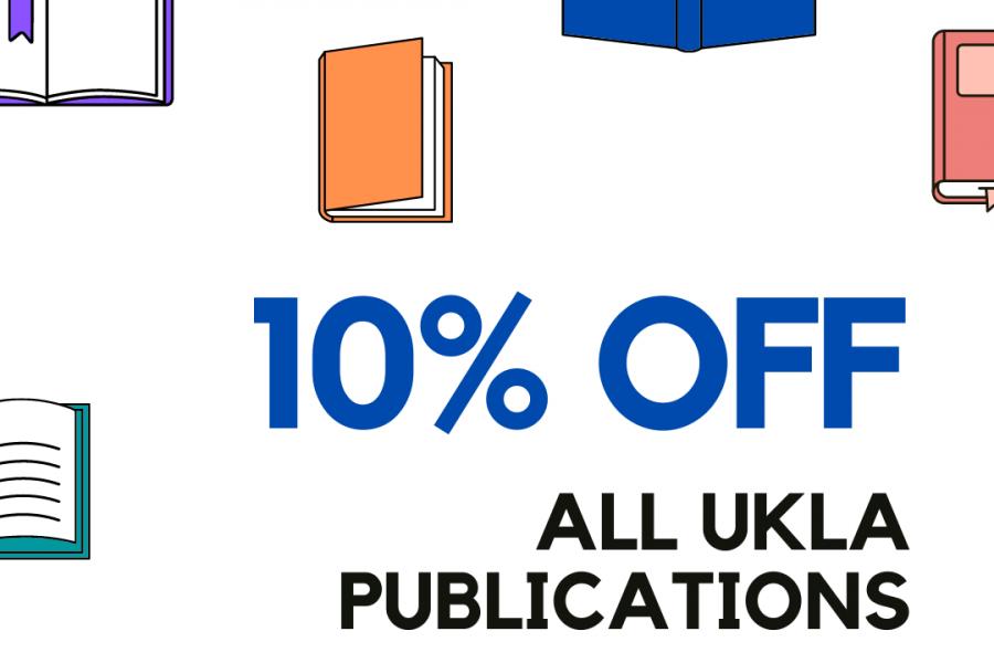 UKLA Book Sale